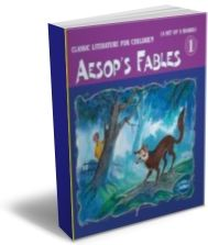 Aesop's Fables (English) - Set of 5 Books