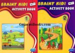 Brainy Kids Set Of 2 Books In English