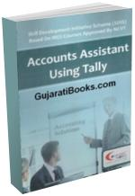 Accounts Assistant Using Tally in Gujarati