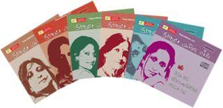 Kajal Oza Vaidya 7 Audio MP3 CDs Combo