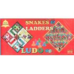 Ludo + Snake & Ladders